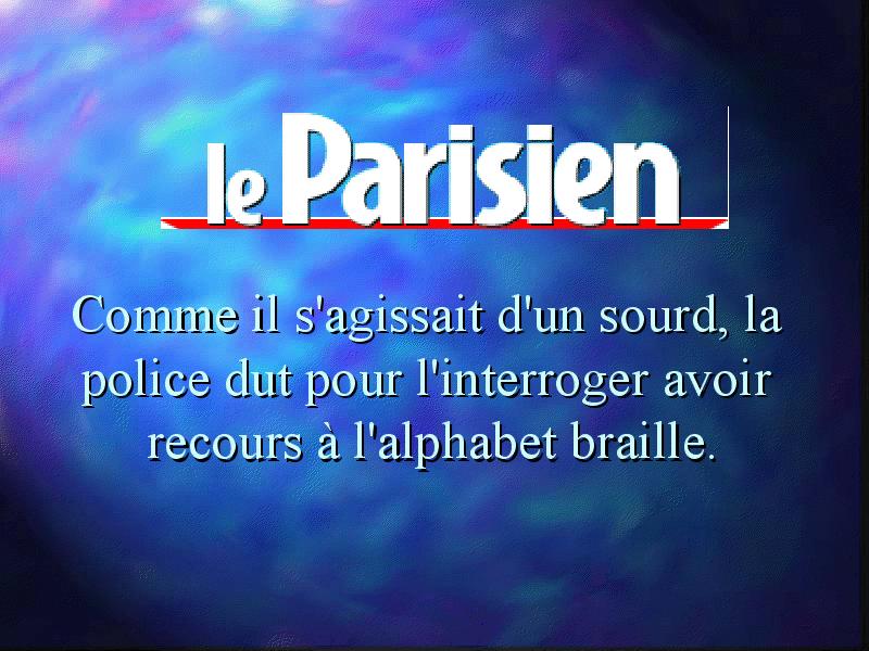 Le Parisien 2