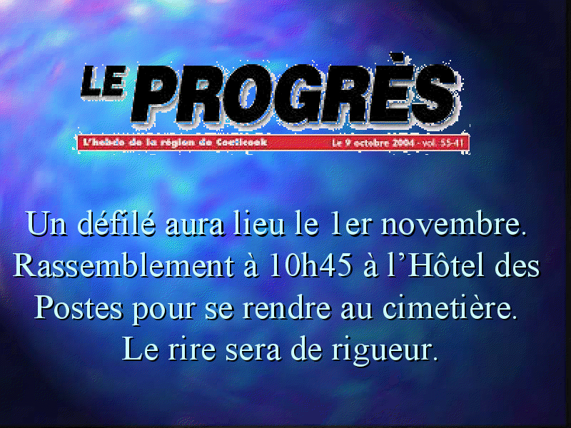 Le Progrès 2
