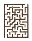 Labyrinthe éphémère