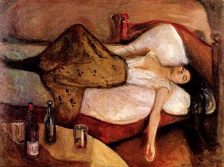 Munch, The Day After